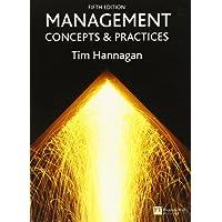 Management: Concepts & Practices: Concepts and Practices