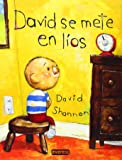 David Se Mete en Lios (Spanish Edition)