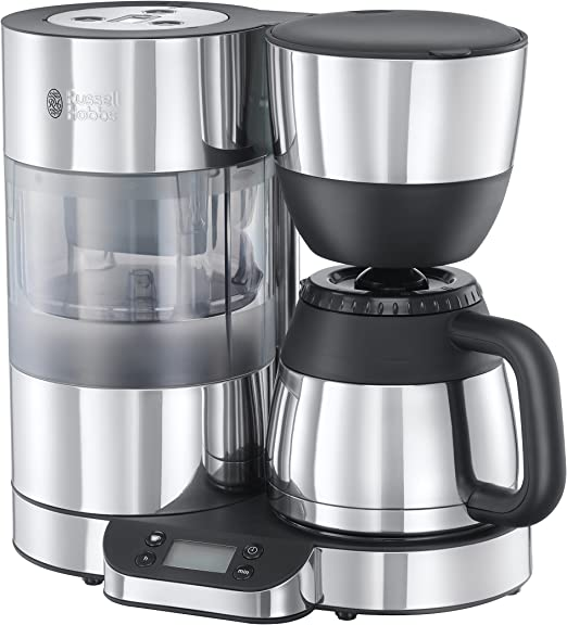 Russell Hobbs Cafetera de Goteo Thermal Clarity 20771-56, 1.25 ...