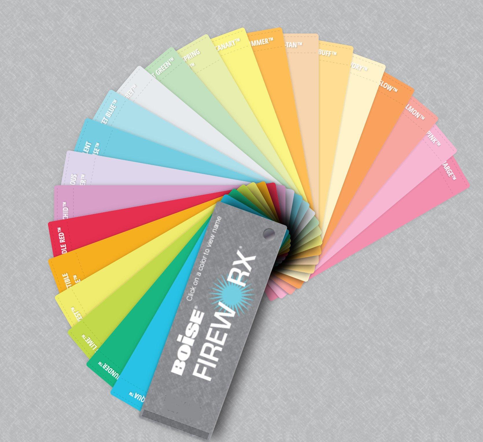 BOISE FIREWORX Premium Multi-Use Colored Paper, 8.5 x 14, Golden Glimmer, 20 lb, 10 ream carton (5,000 Sheets) by Boise Paper (Image #5)