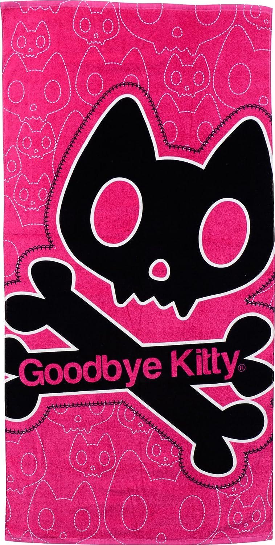 Hello Kitty Toalla de baño Dimensión : 150 x 75 cm: Amazon.es: Juguetes y juegos