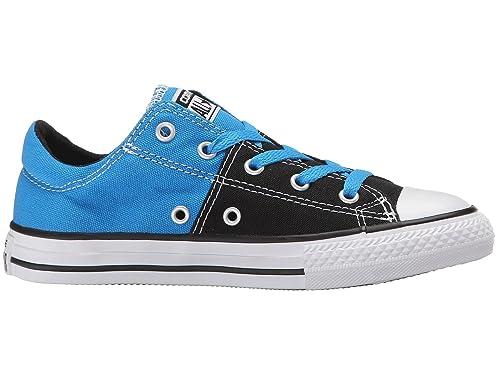 Converse Kinder Chuck Taylor All Star Ox Spray Paint Blau