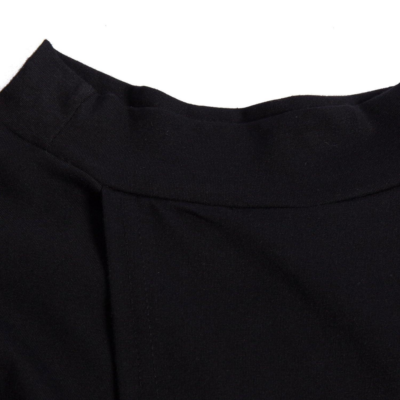 Beauty7 Camisas Mujeres AsimšŠtrico Sin Tirante Hueco Mangas Corta Camiseta Off Hombro Vestido Verano Blusas T-Shirt Casual Tops Parte Superior Negro Rojo: ...