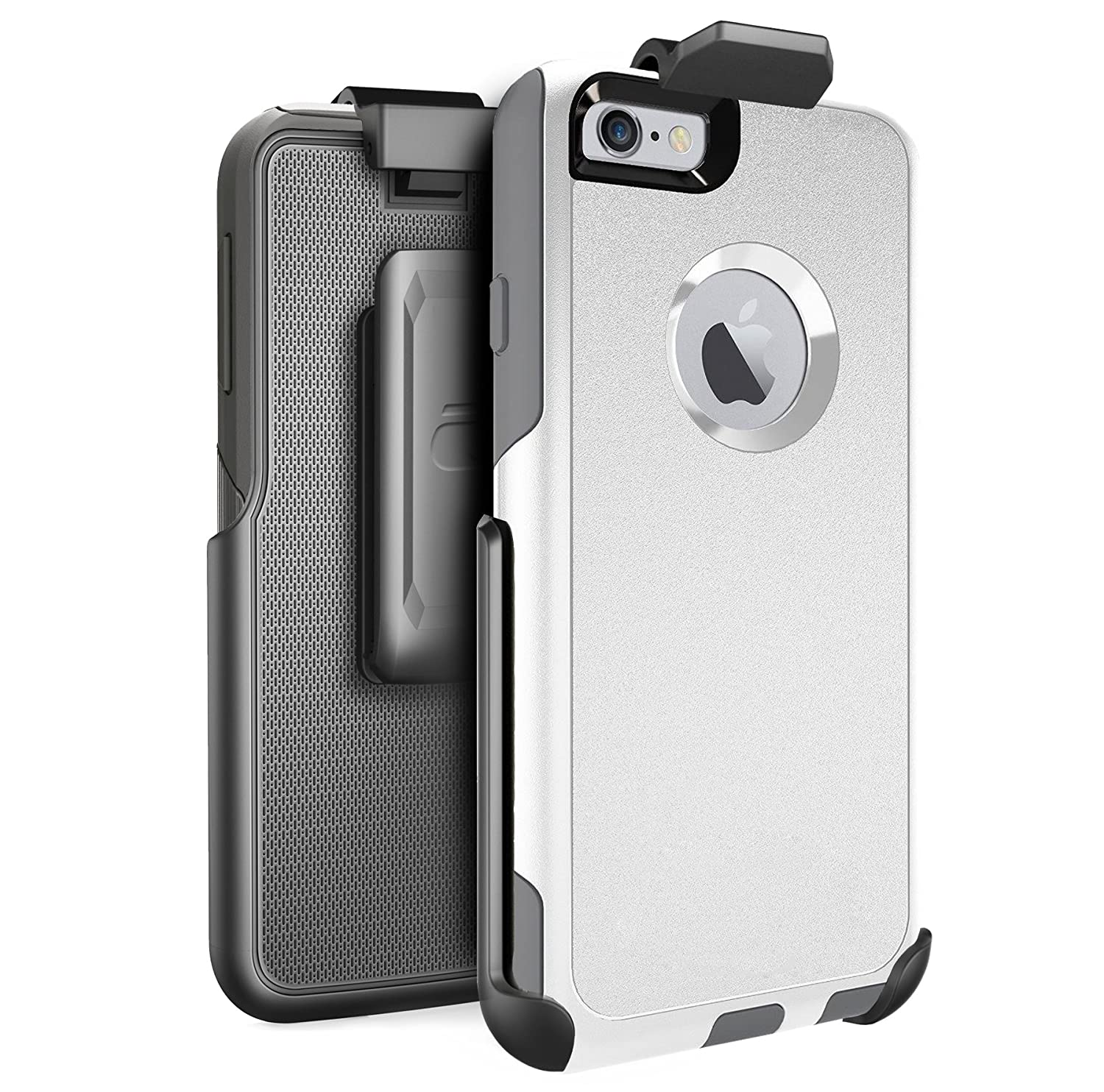 otterbox commuter iphone 6 encased belt clip holster for otterbox commuter 15799