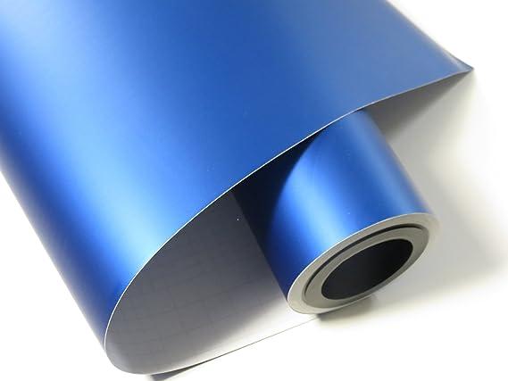 Könighaus 15 13 M2 Ice Crust Blau Autofolie 100 X 152 Cm Blasenfrei Mit Anleitung Auto