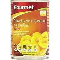 Gourmet Mitades de Melocotón en Almíbar Extra
