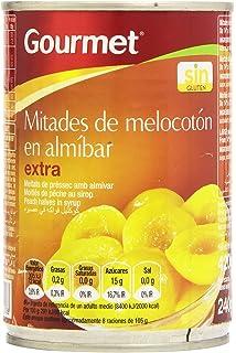 Gourmet Mitades de Melocotón en Almíbar Extra - 420 g