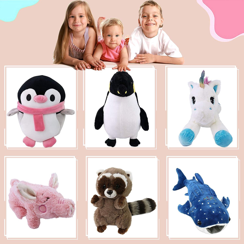 Kids and Boys Rowan Red Flamingo Plush 22 Soft Toy Gift for Girls Stuffed Animal