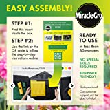 Miracle-Gro Single Chamber Outdoor Garden Compost