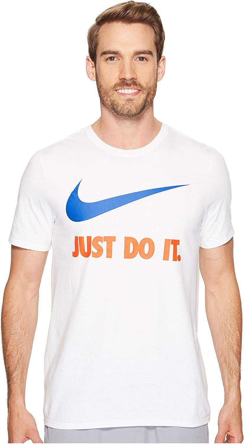 Nike Just Do It Swoosh T Shirt Homme