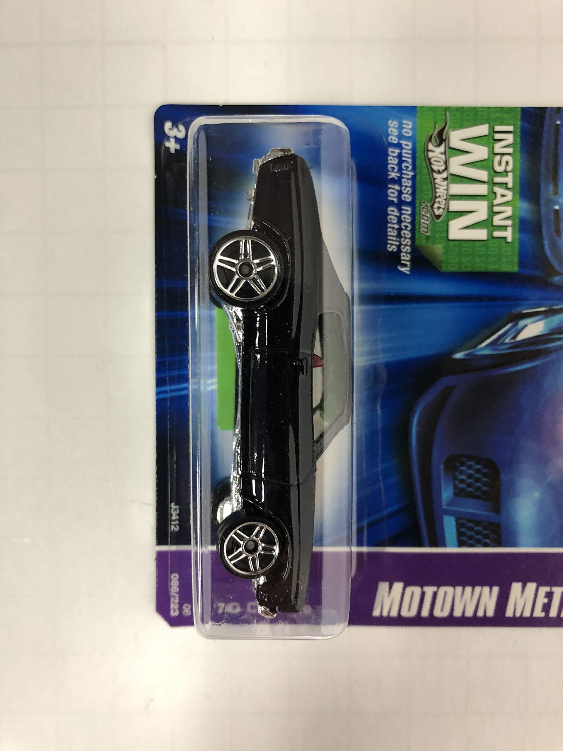 '70 Chevelle Motown Metal No. 086 Hot Wheels 2006 1/64 scale diecast car