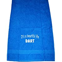 It's a beautiful life - Dart; Handtuch Sport