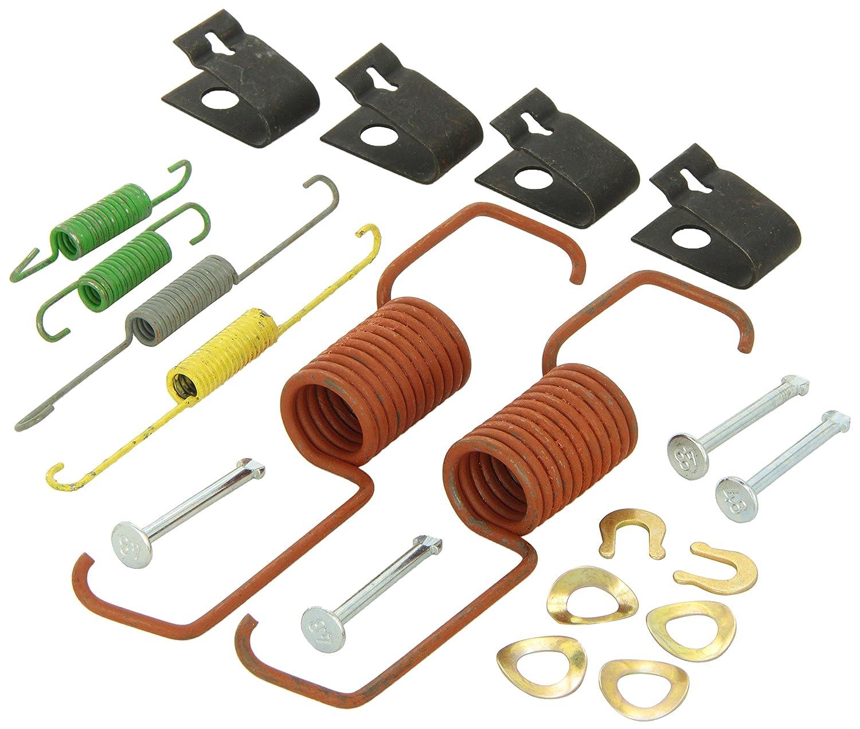 Carlson Quality Brake Parts 17321 Brake Combination Kit Carlson (CASZC)