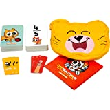 Logic Roots Cat Fractions Math Game - Fun Card Game for 6 - 9 Year Olds, Easy Start STEM Toy, Educational Tabletop Game for K