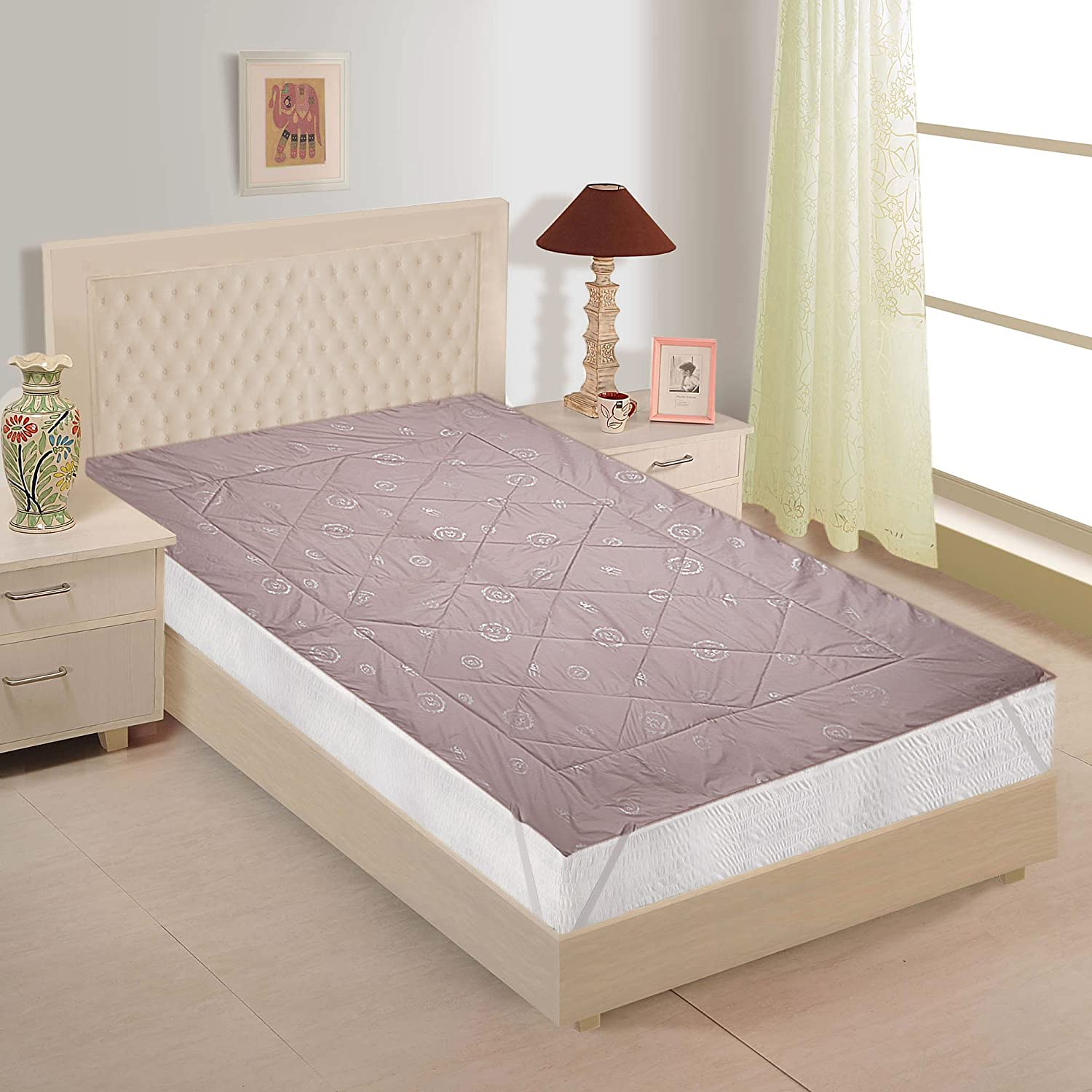 Linenwalas Imported All Season Dual Purpose Quilted Mattress