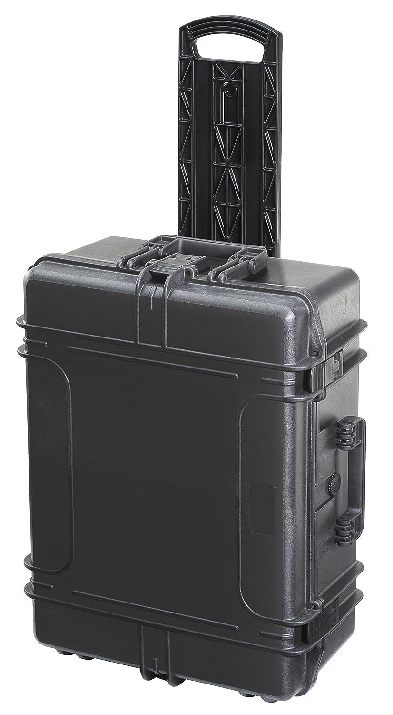 MAX MAX620H250TR.079 Valise é tanche Noir PLASTICA PANARO SRL