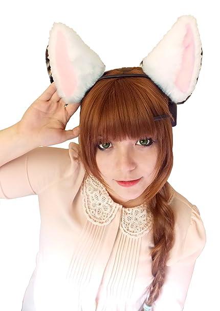 525169ea0a0 Amazon.com  Necomimi Brainwave Cat Ears Novelty
