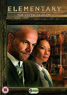 Elementary - Season 6 [DVD] [2018]: Amazon co uk: DVD & Blu-ray