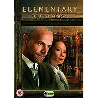Elementary: The Fifth Season [DVD]