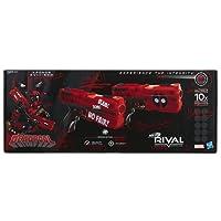 Nerf Lanzador Rival Kronos Xviii-500 Deadpool, 2 Pack