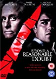 Beyond A Reasonable Doubt [DVD]