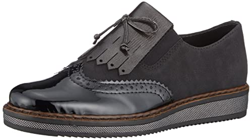 5e69204727c Rieker Women s N0372 Loafers  Amazon.co.uk  Shoes   Bags