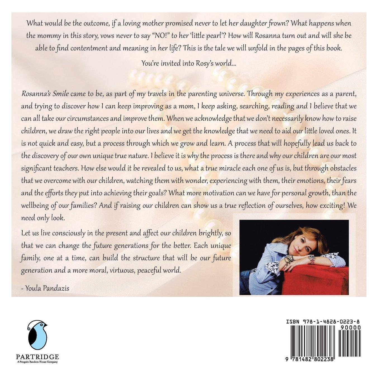 Rosannas Smile Lady Youla 9781482802238 Amazoncom Books