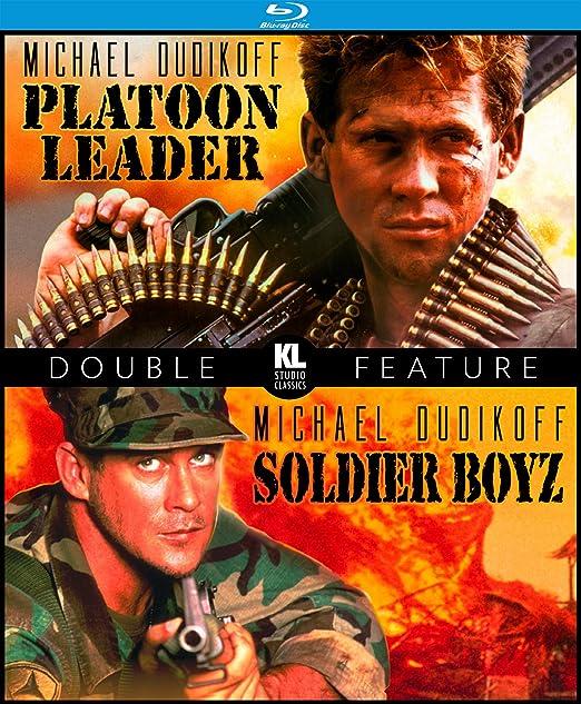 Amazon.com: Platoon Leader / Soldier Boyz (Michael Dudikoff ...