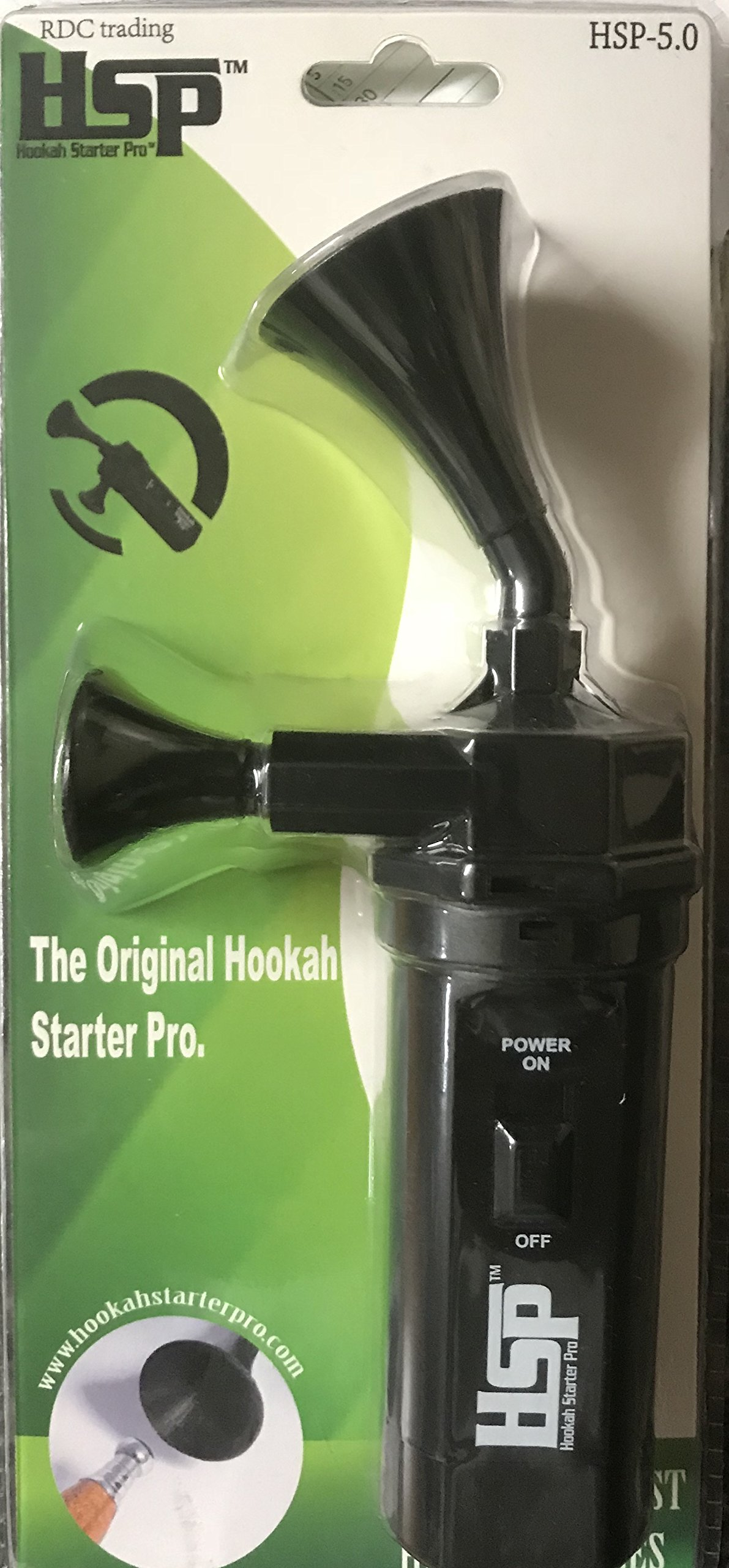 Hookah Starter Pro Version 2
