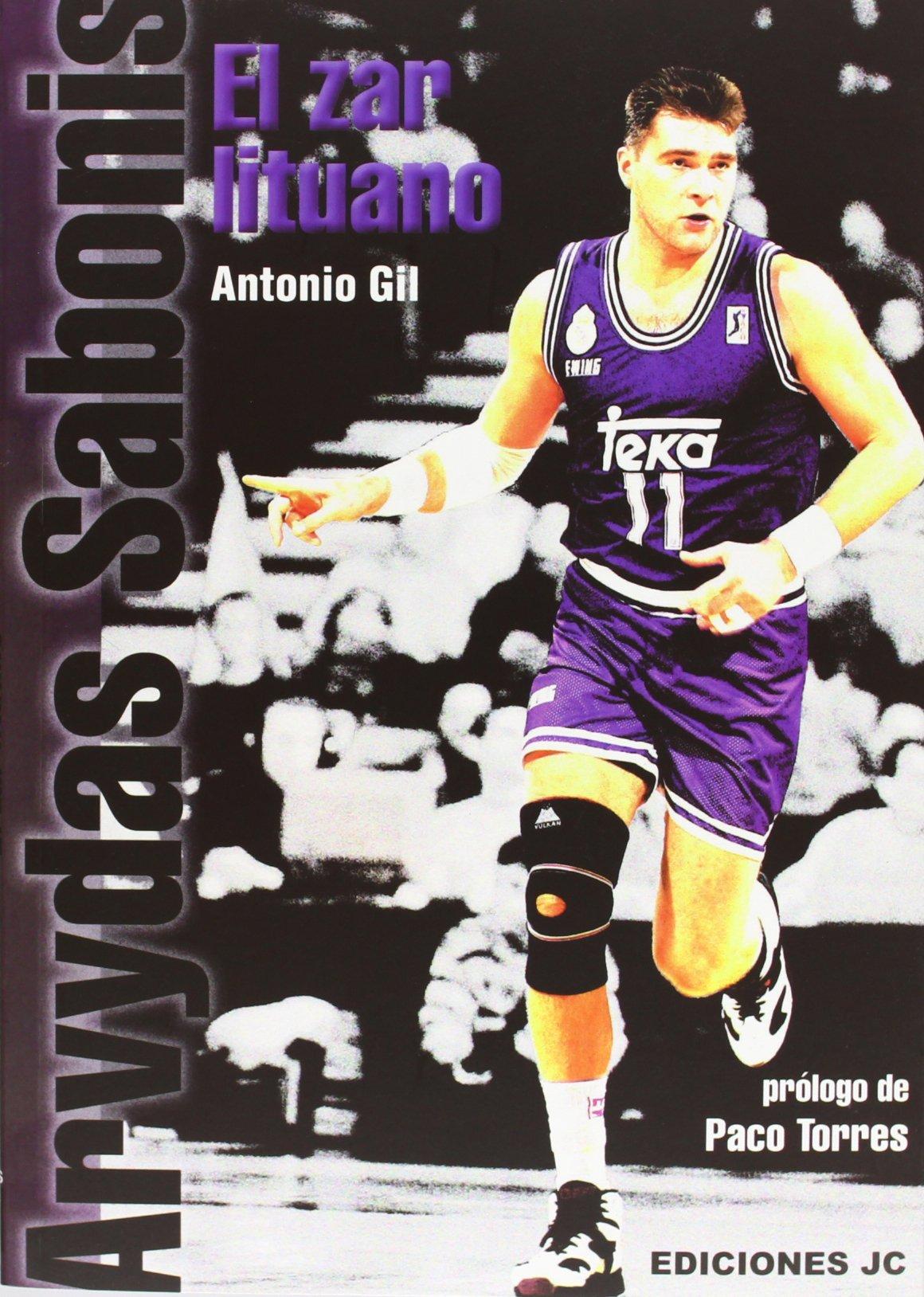 El Zar Lituano Baloncesto para leer: Amazon.es: Antonio Gil García: Libros