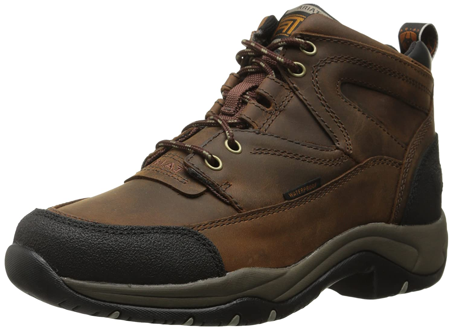 Ariat Women's Terrain H2O Hiking Boot Copper B002A13HOI 6.5 C US|Copper