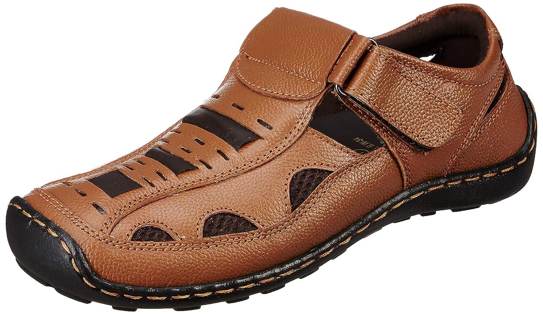 Buy Burwood Men's Leather Sandals at