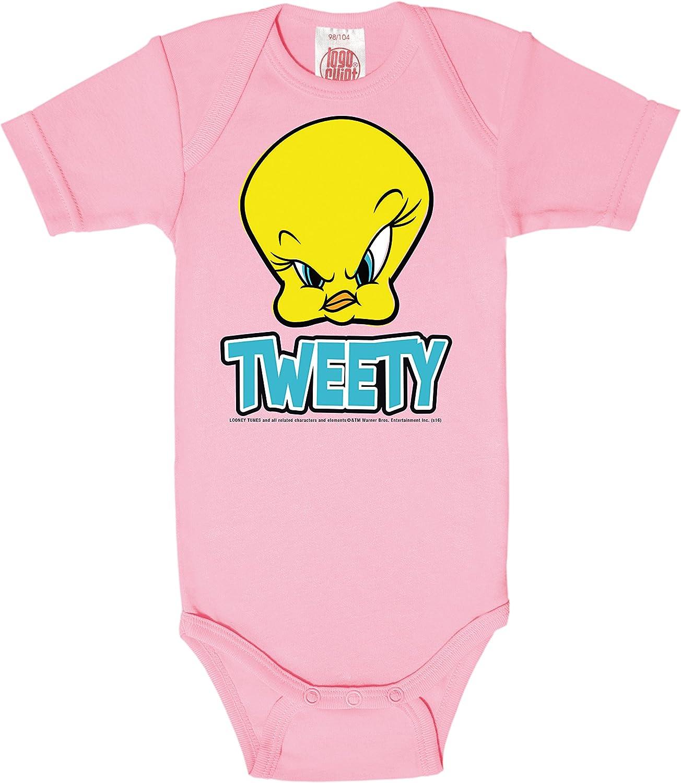 Looney Tunes Tweety Head Pagliaccetto Bimba