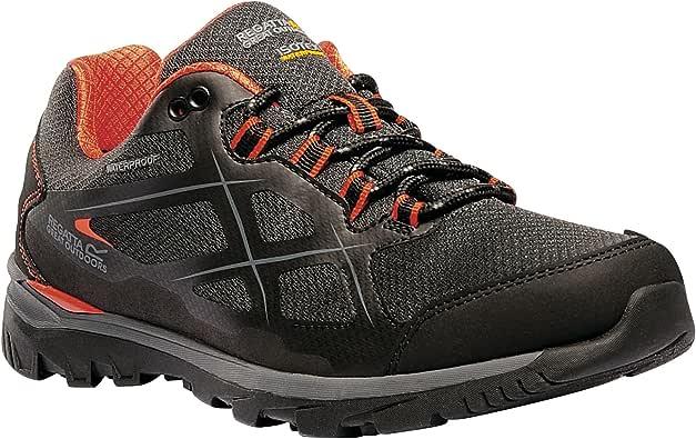 Regatta Mens Kota Low Lightweight EVA Footbed Waterproof Walking Shoes
