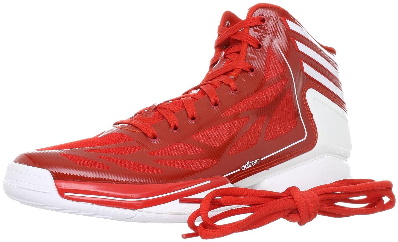adidas Adizero Crazy Light 2 Schuhe Basketballschuhe rot Weiss