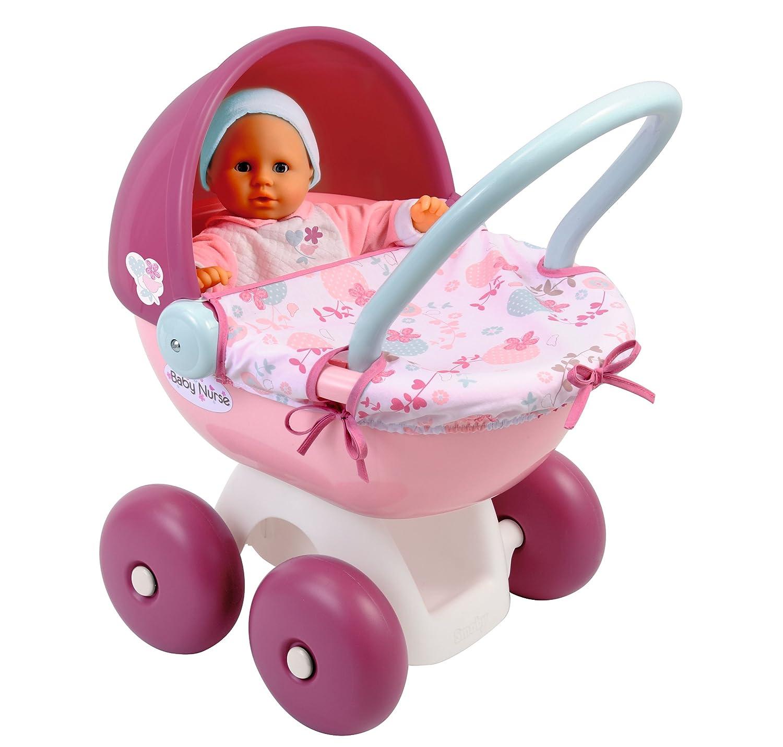Smoby - 220312 - Baby Nurse - Landau Câlin 24668