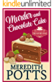 Murder and Chocolate Cake (Mysteries of Treasure Cove Book 2)