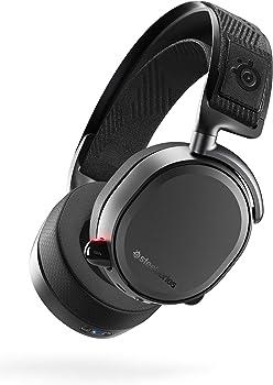SteelSeries Arctis Pro On-Ear Wireless Bluetooth Gaming Headphones