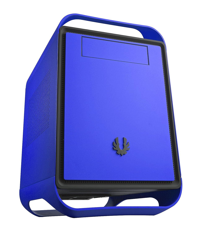 BitFenix Prodigy M Micro ATX Gehäuse blau Amazon puter & Zubehör