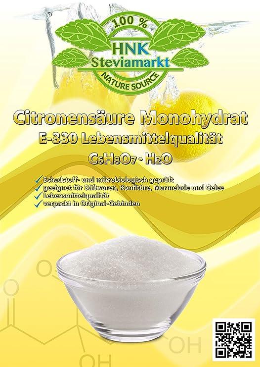 Limón Acid 5 kg múltiples usos en el presupuesto ...