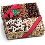 Amazon.com : Chocolate, Nuts and Crunch Gift Basket