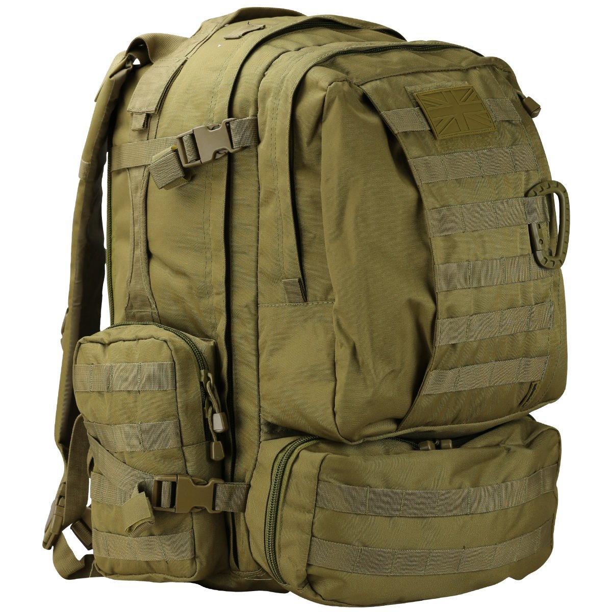 Color Kombat Viking Patrol Pack Mochila