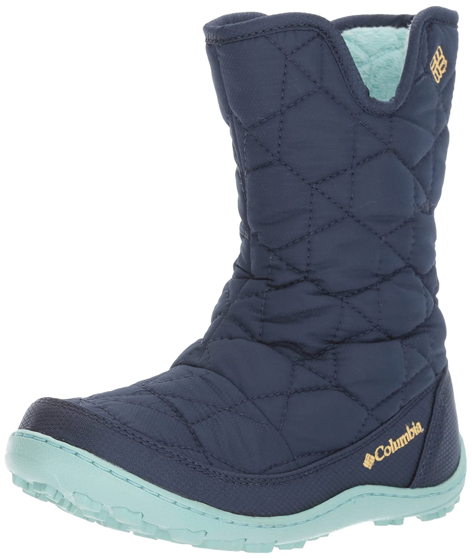 Columbia Kids' Youth Minx Slip Omni-Heat Waterproof Snow Boot 1640951