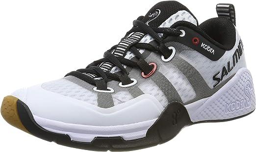 Chaussures Salming Kobra Men blanc: Amazon.es: Zapatos y complementos