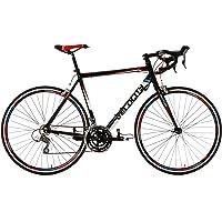 """KS Cycling Velocity Vélo de course Noir 28"""""""