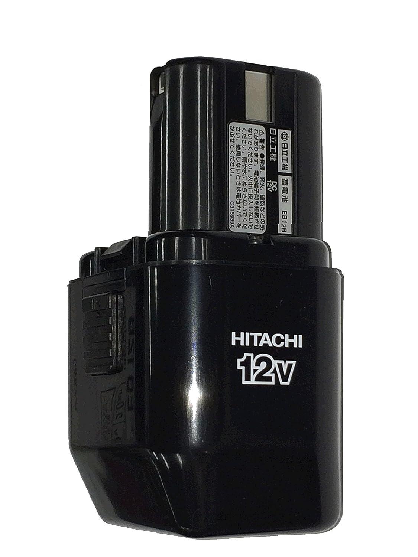 日立工機 9.6V ニカド電池 2.0Ah 残量表示付 バッテリー ニッケルカドミウム電池パック EB9M 0031-0064 B00KSWQCDE 電圧9.6V|バッテリー残量表示付き  電圧9.6V