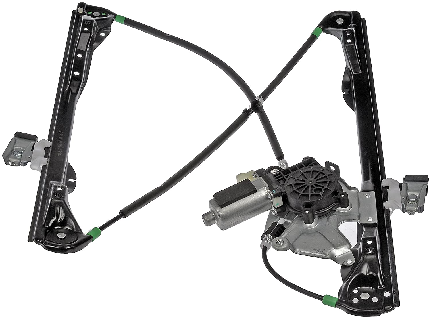 Dorman 741-876 Front Driver Side Replacement Power Window Regulator with Motor for Lincoln LS