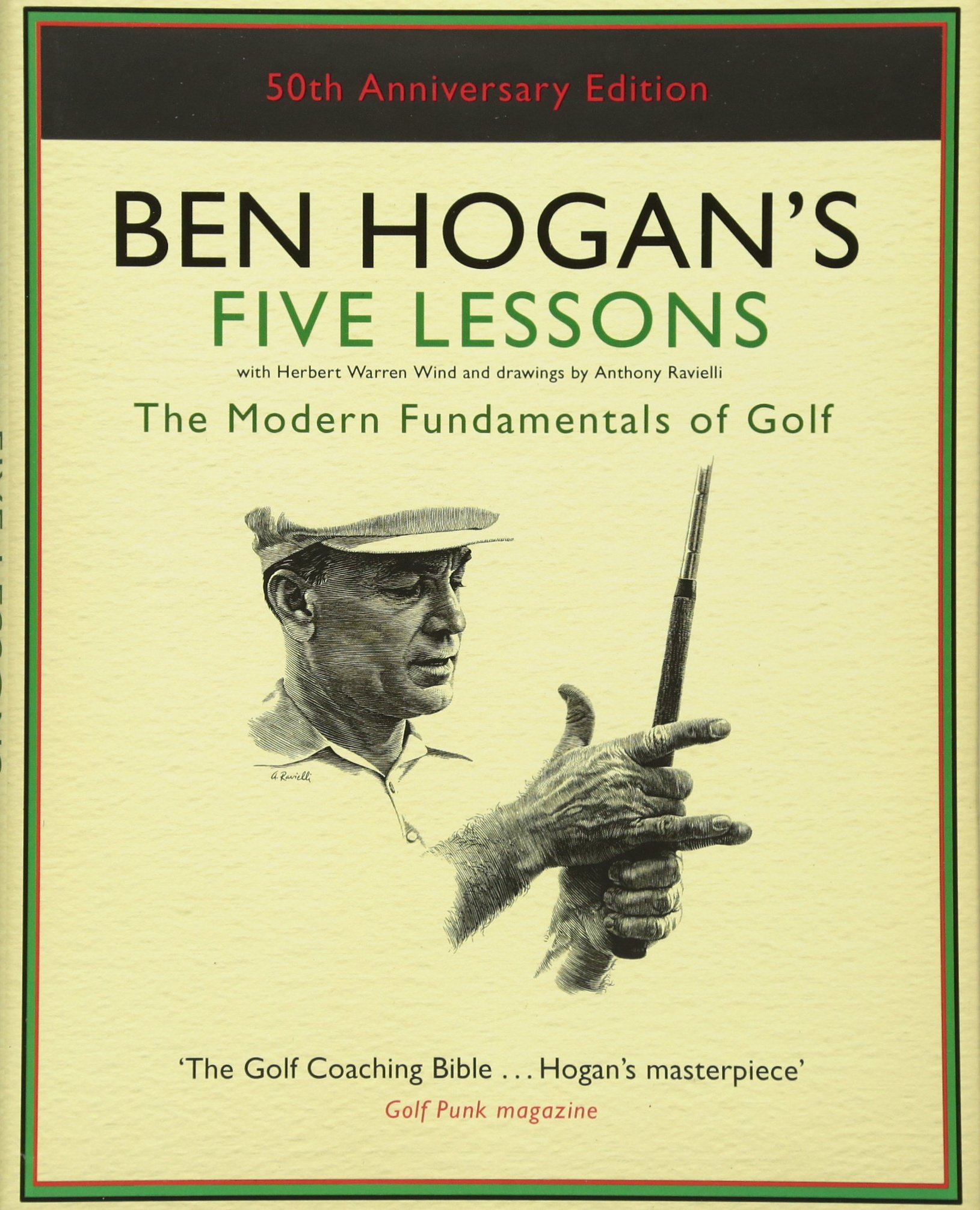 Ben Hogan Five Lessons Ebook