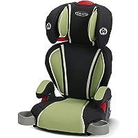 Graco Highback Turbo Booster asiento de coche, Asiento para carro, Verde (Go Green), Una talla