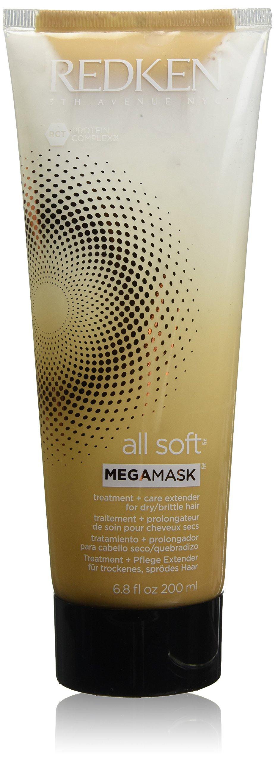 Redken All Soft Mega Mask 6.8 Ounce